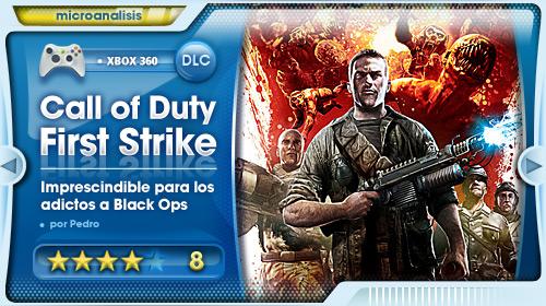 Análisis del pack de mapas First Strike para Call of Duty: Black Ops