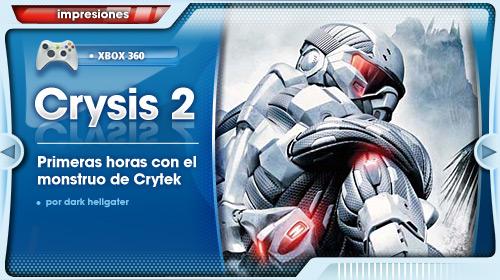 Crysis 2, primeras horas