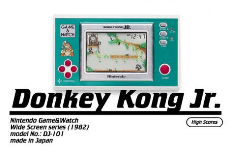 ¡Flipas pipas! ¡Las Game&Watch en tu navegador!
