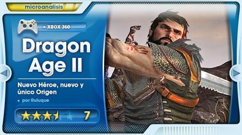 Análisis de Dragon Age 2 para Xbox 360
