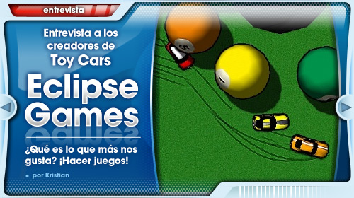 10 preguntas a Eclipse Games [Spaniard Developers]