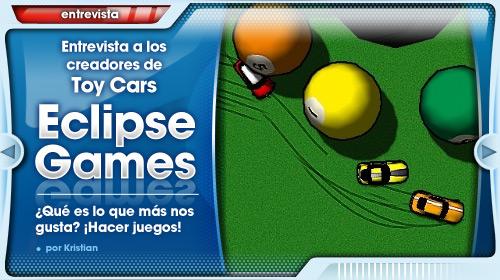 10 preguntas a Eclipse Games [Spaniard Developers]