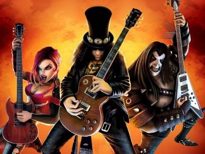 Guitar Hero III se convierte en el juego más vendido de la historia de EE.UU
