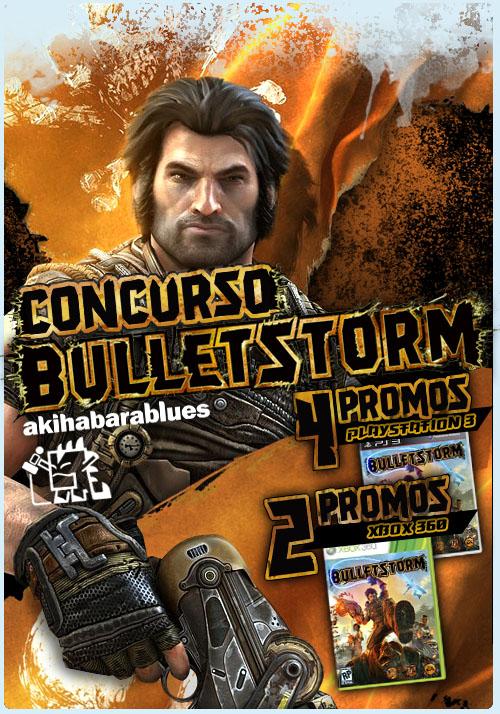 Consigue un Bulletstorm gratis. Tenemos 6.