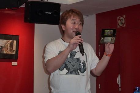 Dejad que los frikis se acerquen a mi, pues soy uno de ellos [Presentación Street Fighter IV 3D para N3DS]