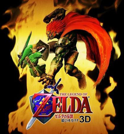Fans de Ocarina of Time y 3DS, comienza el Hype