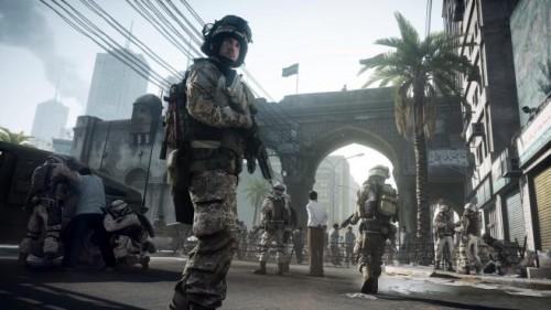 Nuevo tráiler de Battlefield 3: tiembla, Activison [Divagaciones profundas inside]