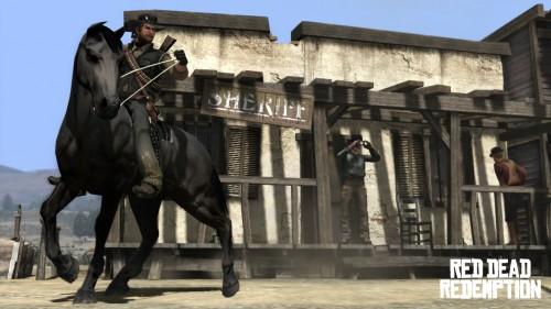 Rockstar acaba de exprimir Red Dead Redemption