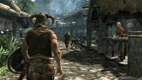 The Elder Scrolls V: Skirym, vámonos pál pueblo [Galería]