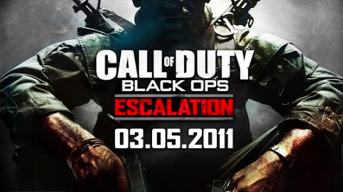 ¿A qué esperas para conseguir Escalation para Call of Duty Black Ops?