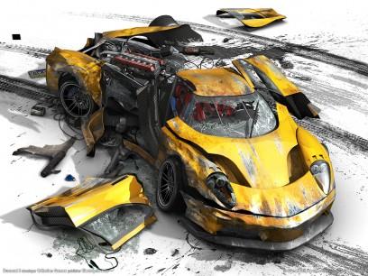 Vuelve Burnout, vuelven los mejores autos de choque.