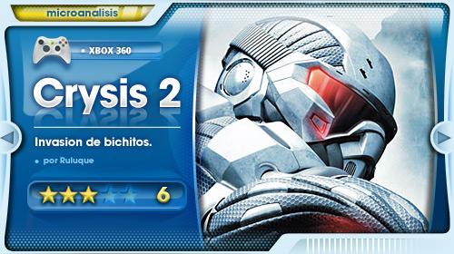 Despellejando a Crysis 2