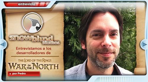 Entrevista a los responsable de El Señor de Los Anillos: La Guerra del Norte
