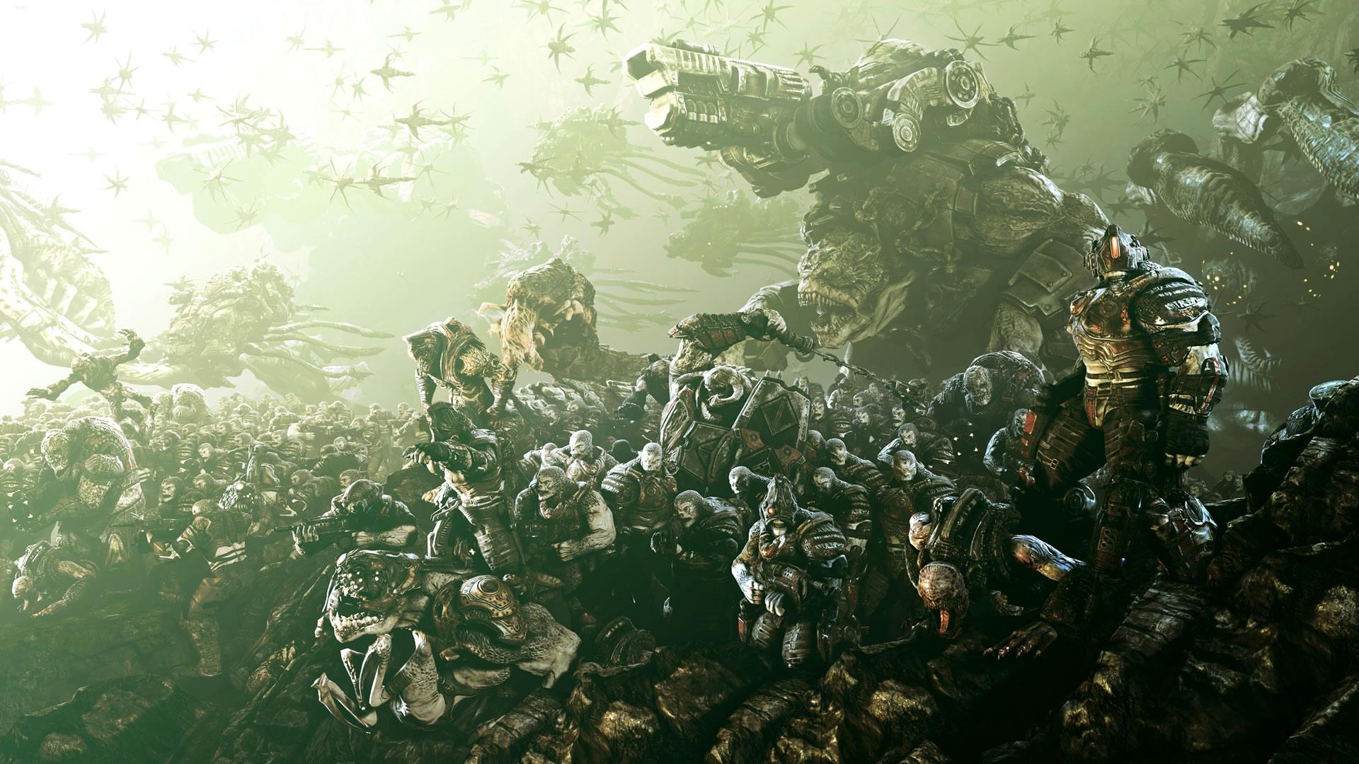 De Gears Of War 3 3 Los Daremos Con El Podcast Y 3 Mas Usando Akb