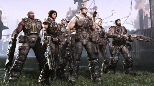 Gears of War 3 brillará con luz propia en el Salón del Cómic de Barcelona