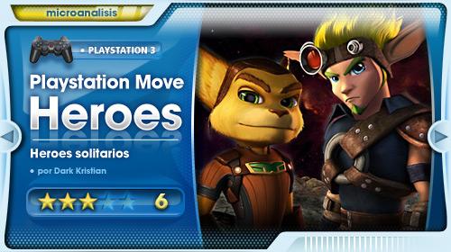 Análisis de PlayStation Move Heroes para PlayStation 3