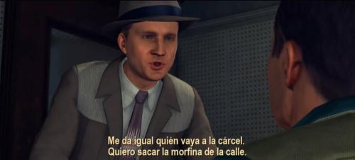 LA Noire se confunde definitivamente con el cine en su último trailer
