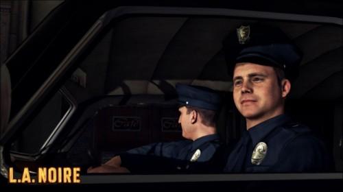 [Tráiler de L.A. Noire] Escalando peldaños en el LAPD