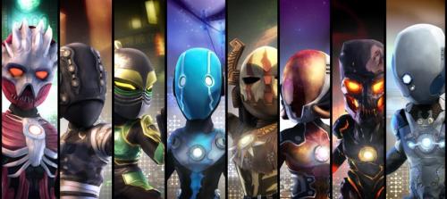 Power Up Heroes llegará a tu salón de la mano de Ubisoft