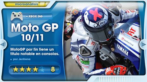 """El mejor MotoGP de Capcom hasta la fecha"" [Análisis Xbox 360]"