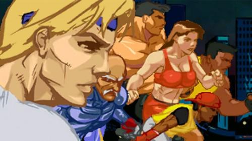 Sega justifica el asesinato del remake del Streets of Rage