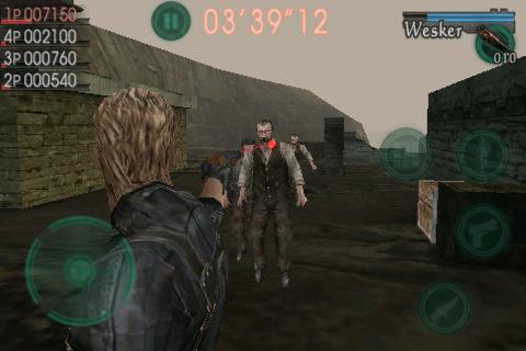 Juega a Resident Evil: The Mercenaries sin tener una Nintendo 3DS
