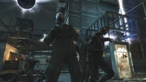 Zombies en videojuegos, en películas y ahora hasta en la vida real