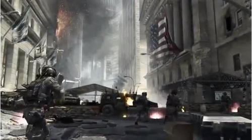Ponte cachondo con el trailer ingame de Call of Duty Modern Warfare 3