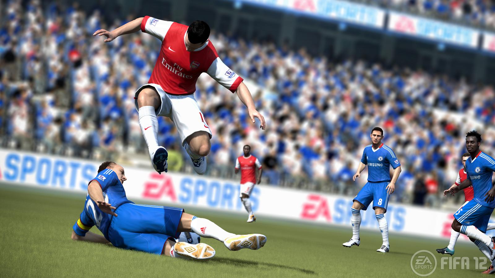 FIFA 12: La visión de juego