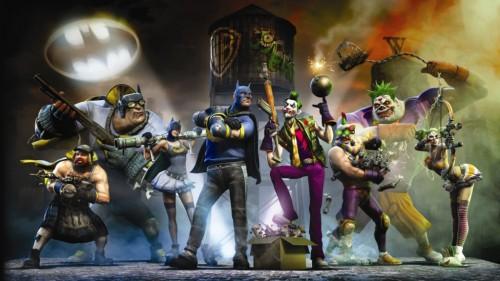 Gotham City Impostors: Batman a lo Kick-Ass