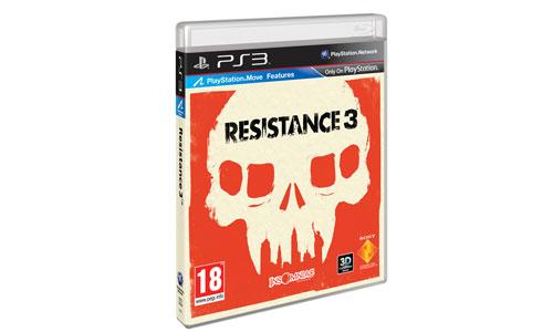 Resistance 3 se resiste a ser cool