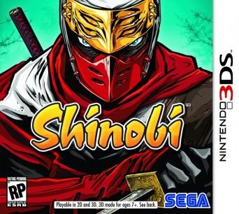 Vuelve Shinobi. Y en 3D.