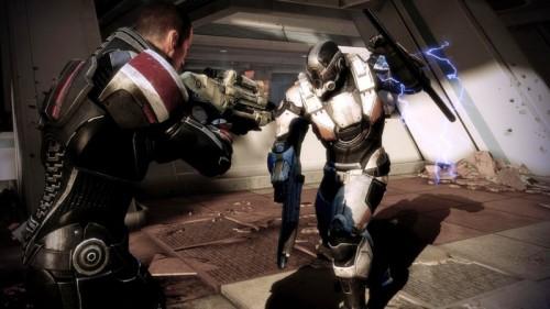 Mass Effect 3: se retrasa la llegada de Shepard a nuestro planeta