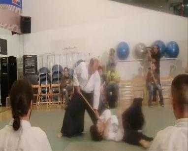 ¿Mortal Kombat + Aikido + Dead or Alive Dimensions? Amamos las presentaciones de videojuegos