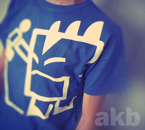 AKB Community Official T-Shirts by Roswell
