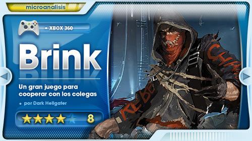 Análisis de Brink para Xbox 360