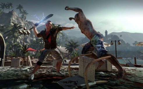 Dead Island, trailer con algo de Gameplay