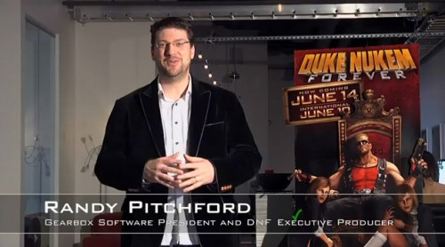 Duke Nukem Forever ya tiene fecha para la demo