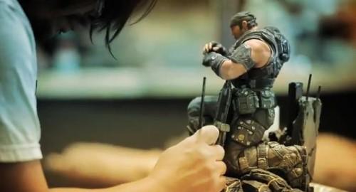 Gears of War 3: hype hasta con sus ediciones de coleccionista