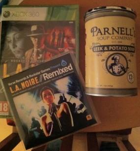 L.A. Noire: hasta su presskit tiene clase