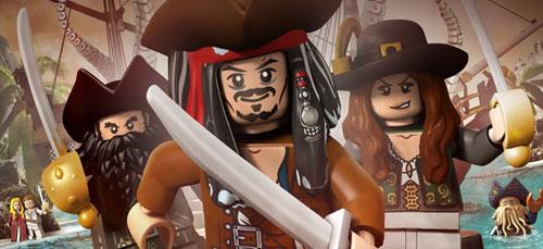 Nuevas imágenes del Lego: PEratas del Caribe