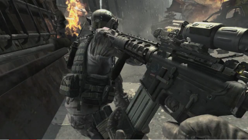 CoD Modern Warfare 3: vuelven las Specs Ops potenciando el cooperativo