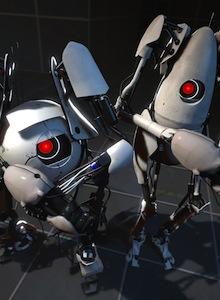 Portal 2 es único e irrepetible