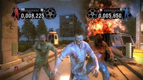 Mata a esos Fucking Zombies Z!!
