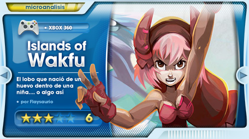 Análisis de Islands of Wakfu para Xbox 360