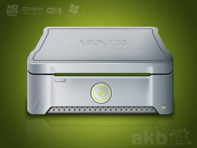 Xbox 720 by Roswell ¿Por qué el futuro de Microsoft no puede pintar así de bien?