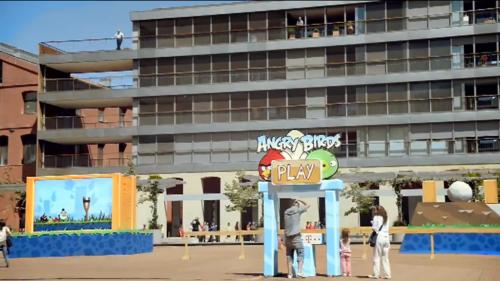 El fenómeno Angry Birds tiene un anuncio de TV a su altura. Y grabado en Terrassa. Al loro.