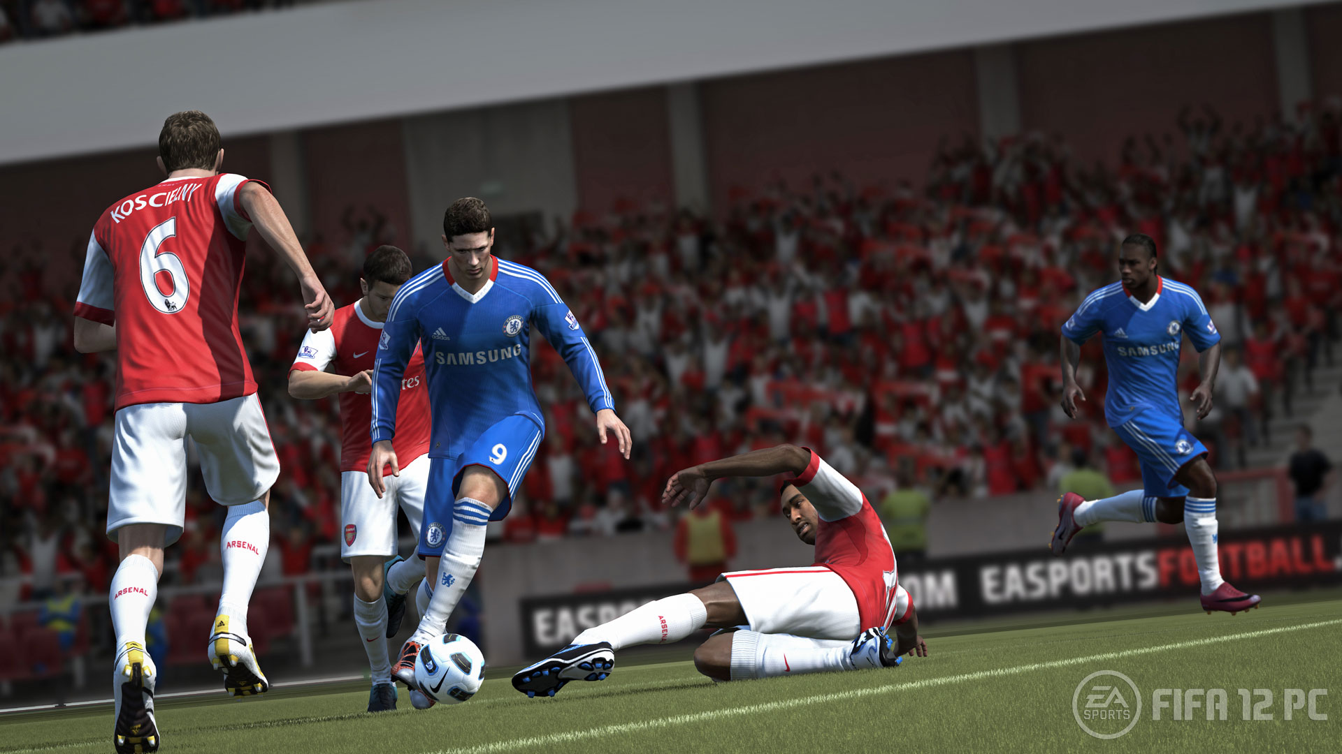 ¡Que sí, también chocará mejor FIFA 12 en PC!