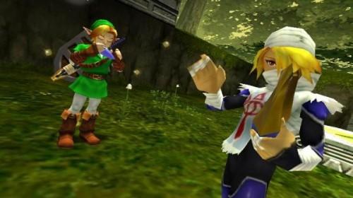 """Los """"truquillos"""" no nos abandonan en Zelda: Ocarina of Time 3D"""
