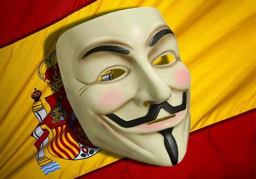 [Hackeo PSN] La Policia Nacional detiene a presuntos integrantes de la red de hackers Anonymous